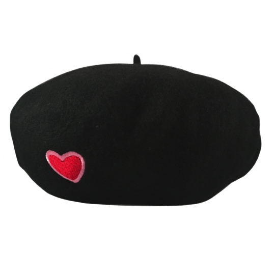 Alpino baret heart