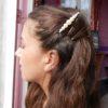 GOLD PEARL HAIR SET IN HAAR II