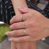 RING SET MARRAKESH OM VINGERS I