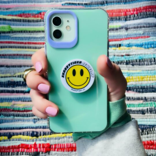 SMILEY PHONE GRIP