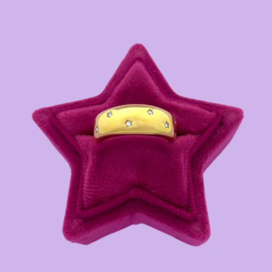 CHUNKY RING STARS
